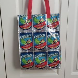 Handbags - Capri Sun Summer Tote/Beach/Pool Bag